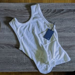 NWT Wilfred Free Motta Tank Top